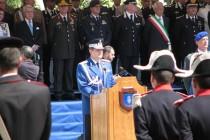 România, prin Jandarmeria Română, a prezidat ceremonia de schimbare de Comandamentului EUROGENDFOR