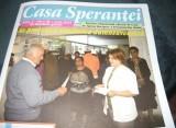 Revista Casa Sperantei - a apărut nr.2 din iunie 2015