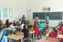 Proiect educational la scoala gimnaziala Cireșu