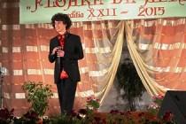 """Doru Ciutacu a obţinut Premiul I şi Trofeul la Festivalul """"Floare de april"""" de la Tecuci"""