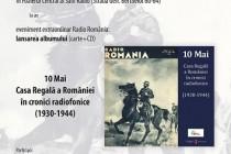 Lansare de carte la Sala Radio din Bucuresti