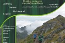 """Campionatul National de Turism Sportiv """"Stafeta Muntilor"""" - Etapa a II-a Trofeul """"Cocosul de Munte"""""""