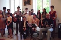 Festivalul-Concurs de muzica folk SEARA DE MAI-ed a VI-a si-a desemnat castigatorii