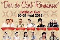 Dor de cânt românesc, concurs pentru tineri interpreti, Cumpana, jud. Constanta