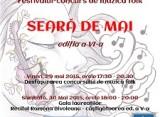 """Seara de mai"" - festival concurs de muzica folk, editia a VI-a, Braila, 29 mai 2015"