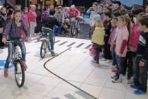 Juniorii pedaleaza la Braila