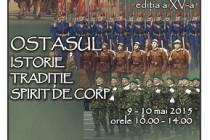 Zilele Muzeului Militar Naţional, editia a XV-a, 9-10 mai 2015