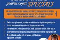 La Galați se lansează primul proiect de tip afterschool din România destinat   exclusiv copiilor cu autism