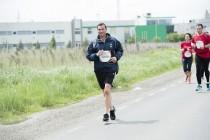 Presedintele COSR, Alin Petrache, participa la maratonul cu scop caritabil Wings for Life World Run - cursa de la Bucuresti