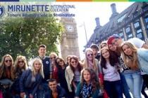 Concursul national de limba engleza Mirunette Language Competition: Inscrieri   pâna pe 31 martie 2015; marele premiu doua tabere educationale în Marea Britanie