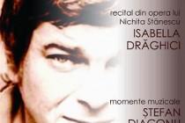 Omagiu lui Nichita Stanescu prin muzica si poezie la ICR