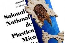 Salonul de plastica mica, Braila, editia a XVI-a, vernisaj 21 martie 2015