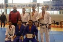 Medalii obtinute de politistii braileni la Campionatul de judo - 2015
