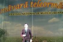 """Festivalul national de muzica usoara româneasca """"Primavara în Teleorman"""""""