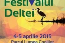 Scrumbia, vedeta Festivalului Deltei organizat la Bucuresti, 4-5 aprilie 2015