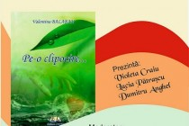 """Lansare de carte la Biblioteca Judeteana Panait Istrati: """"Pe-o clipocire..."""" de Valentina Balaban"""