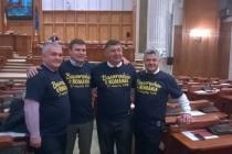 Basarabia e România în Parlamentul de la București
