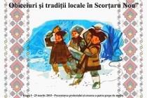 """Proiectul educaţional """"Patrimoniu imaterial: Obiceiuri şi tradiţii locale în Scorţaru   Nou"""""""
