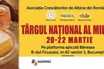 Târgul National al Mierii, Editia a XII-a, Bucuresti, 20-22 martie 2015