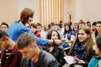 Conferintele practice pentru tineri BookLand Evolution la Braila