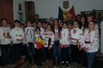 Ziua Națională a României sărbătorită la Muzeul Ianca