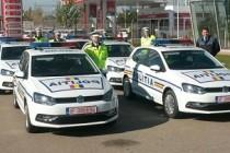 Sase autospeciale noi au intrat în dotarea I.P.J.Brăila
