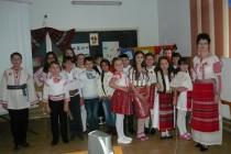 """Ziua Națională sărbătorită la Scoala Gimnazială """"Ecaterina Teodoroiu"""" Brăila"""