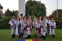 """""""Pandelașul"""" a obtinut locul I la Festivalul International de Folclor """"Pleven cânta si danseaza"""""""