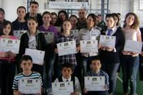 Concursul de Matematică Rural Math, Surdila Greci, 21 aprilie 2016