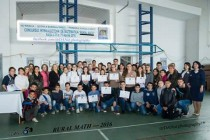 Concursul interjudețean de Matematică Rural Math și-a desemnat câștigătorii