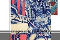 Vernisajul expozitiei Apocalipsa la Galeria Gheorghe Naum a Muzeului Brăilei