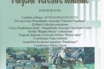Vernisajul expoziției dedicată Forţelor Terestre Române, 23 aprilie 2016