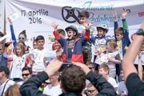 Juniorii au pedalat la Brăila, duminică, 17 aprilie 2016