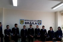 Poliţiştii din Promoţia 2016 la Politia Braila