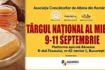 Târgul National al Mierii, București, 9-11 Septembrie 2016