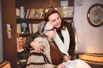 Asociația Niciodată Singur a adus bucuria in casele a 73 de braileni