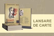 Candiano Priceputu lanseaza volumul Poezii