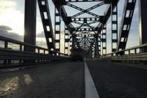 S-a făcut recepția podului peste Dunăre, Giurgiu – Ruse, trafic în condiții normale