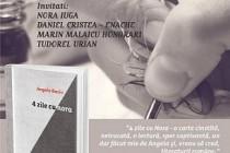 """Lansare la Librăria Humanitas Kretzulescu - """"4 zile cu nora"""" de Angela Baciu"""