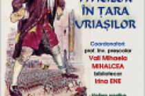 """""""Călătoria piticilor în țara uriașilor"""", joi, 25 februarie 2016, la Biblioteca Județeană Brăila"""