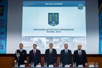 Evaluarea activității Poliției Române pe anul 2015