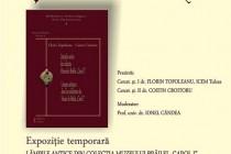 """Muzeul Brăilei """"Carol I"""" - lansare de carte, 19 februarie 2016"""