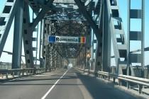 Lucrări pentru reabilitarea podului de la Giurgiu, circulație pe o singură bandă