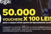 Carrefour își bate joc de câștigătorii din Brăila ai unei promoții prin reclamă mincinoasă