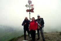 Asociația Clubul de Turism Proilavia face impresie buna in Masivul Ciucaș la Trofeul Cocoșul de Munte