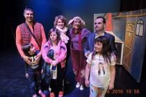 Teatrul de Păpuși Brăila | Premiera piesei Peter Pan și Wendy