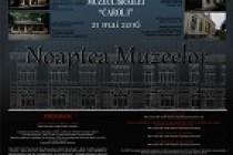 Noaptea muzeelor la Muzeul Brăilei