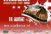 Ciclism şi alergare în Munţii Măcinului în cadrul Măcin Mountain Fun 2016