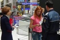 """Campania """"Închide uşa violenţei!"""" - activități întreprinse de polițiștii brăileni"""