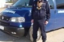 Un gălățean desemnat Jandarmul de onoare al anului